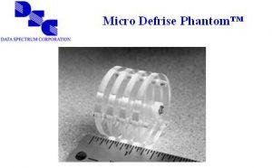 微型Defrise模体