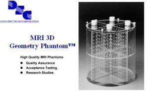 磁共振3D几何校准模体