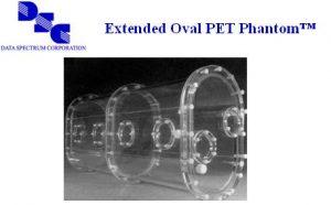 长椭圆式PET模体