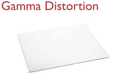 Gamma Distortion核医学模体