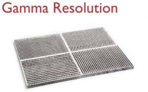 Gamma Resolution四象限铅栅模体