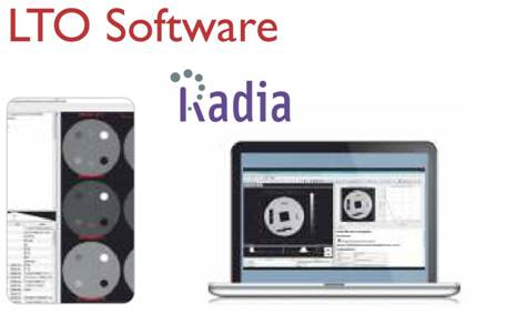 LTO Software Radia软件