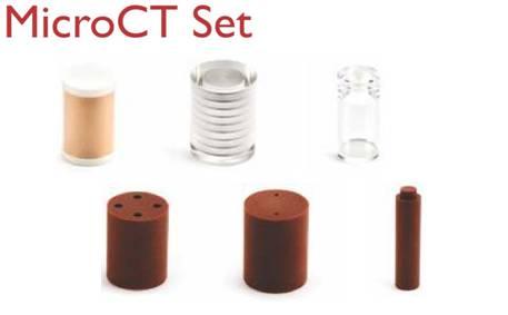 MicroCT Set临床前模体套装