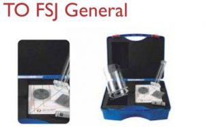 TO FSJ General焦点测量模体