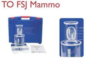 TO FSJ Mammo焦点测量模体