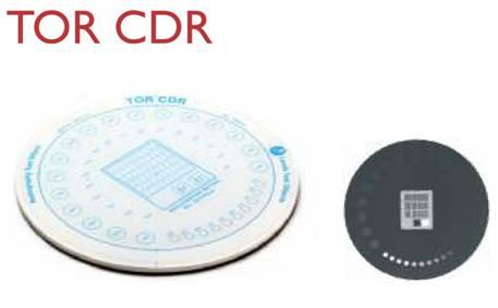 TOR CDR模体