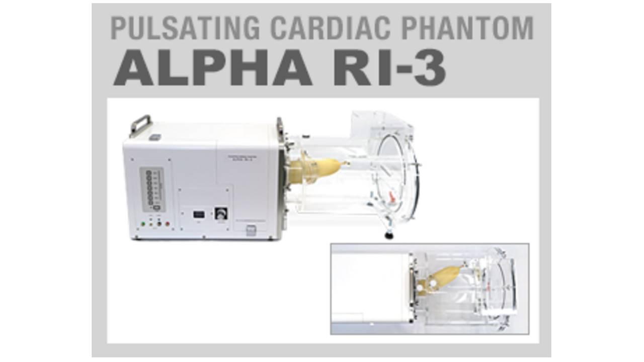 动态心脏模体-Alpha RI-3