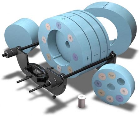 CIRS 062MA型锥束CT电子密度模体