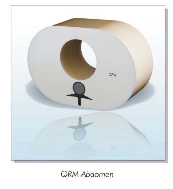 QRM仿真拟人型腹部模体